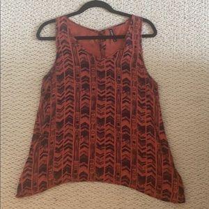 Gentle Fawn Rust Shirt